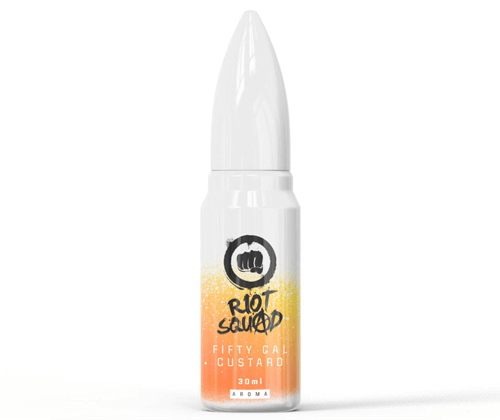 Riot Squad 50 Cal Custard 30ml Shot