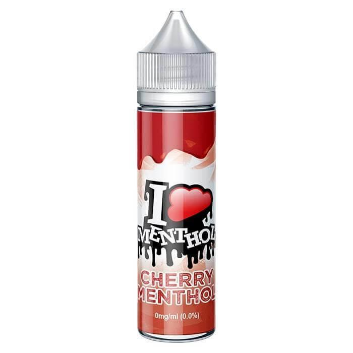 IVG - Cherry Menthol Shortfill E-Liquid