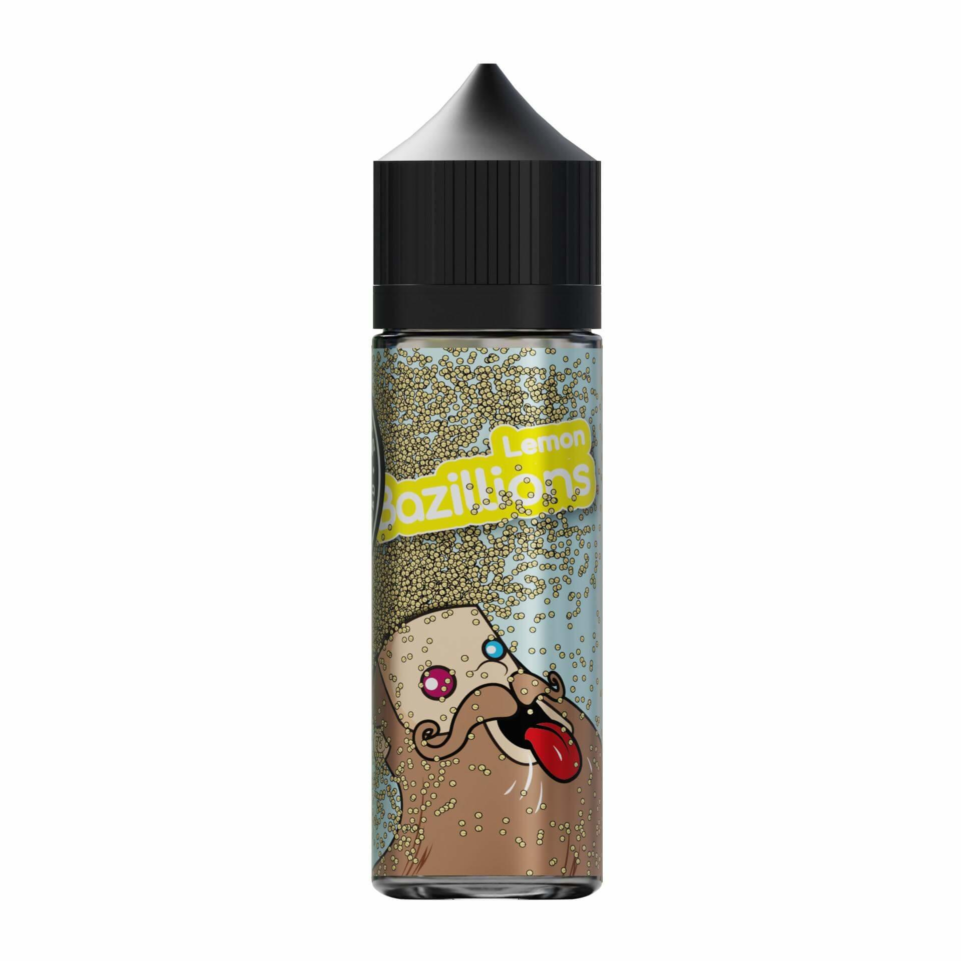 Lemon Bazillions Range 0mg Short Fill E Liquid