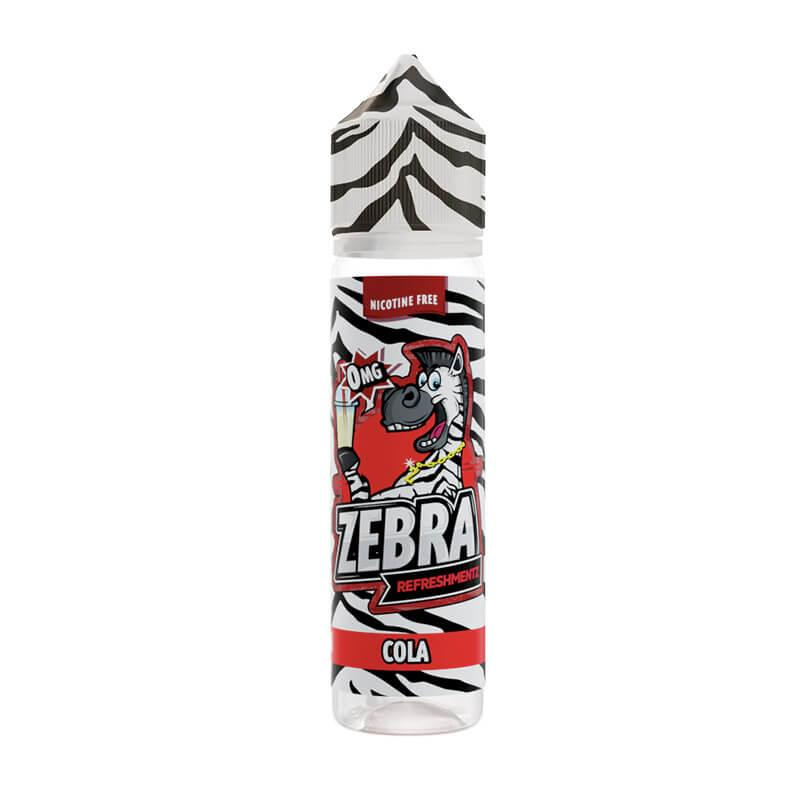 Cola 50ml Zebra Juice short fill