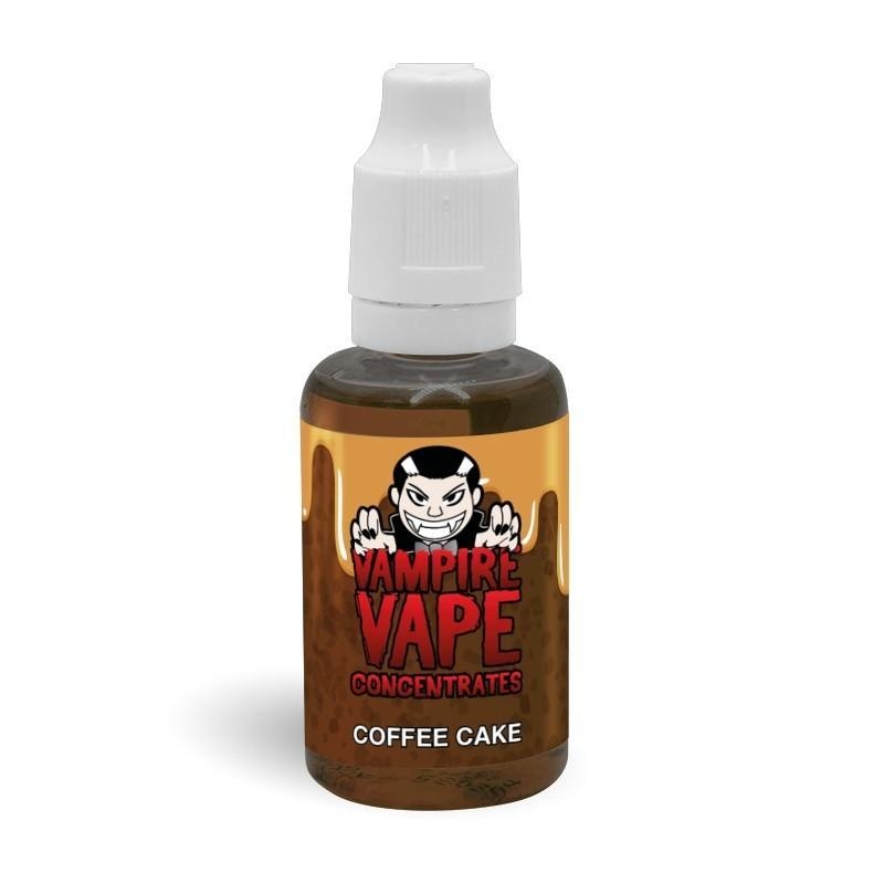Vampire Vape Coffee Cake Flavour Concentrate 30ml