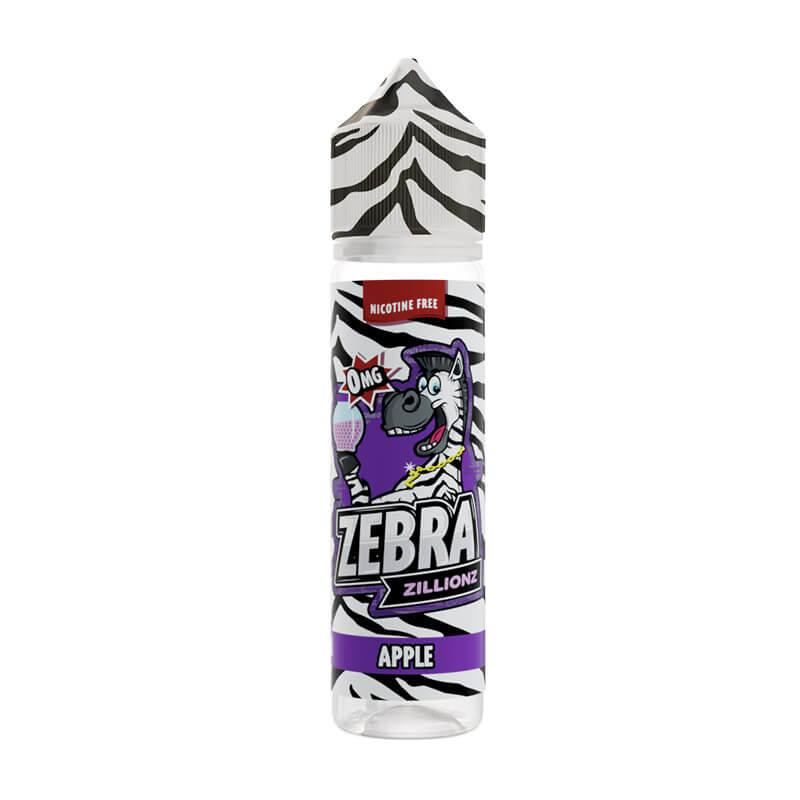 Apple 50ml Zebra Juice short fill