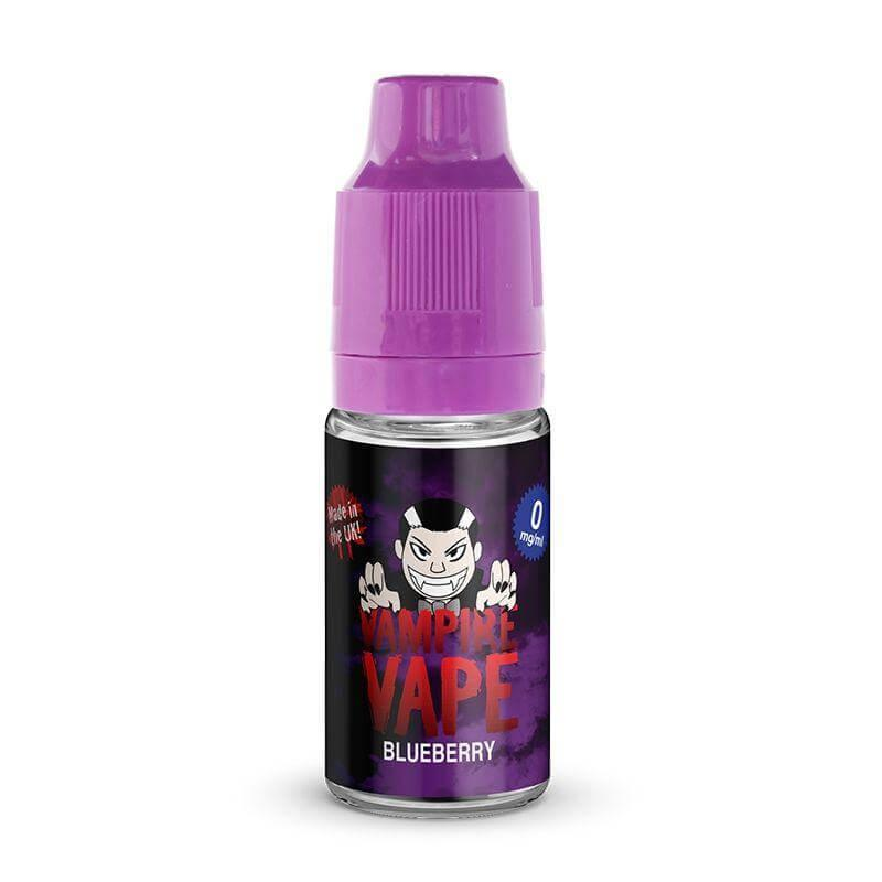 Vampire Vape Blueberry 10ml E-Liquid