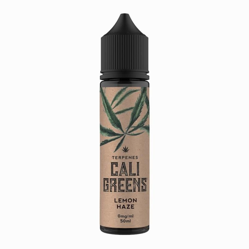 Lemon Haze 50ml Terpenes Shortfill by Cali Greens
