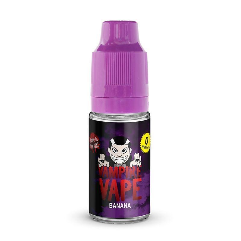 Banana - 10ml - Vampire Vape E-Liquid