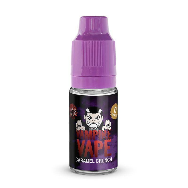 Vampire Vape Caramel Crunch 10ml E-Liquid