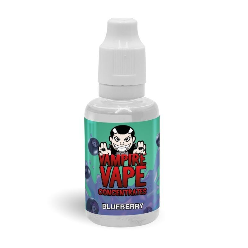 Vampire Vape Blueberry Flavour Concentrate 30ml