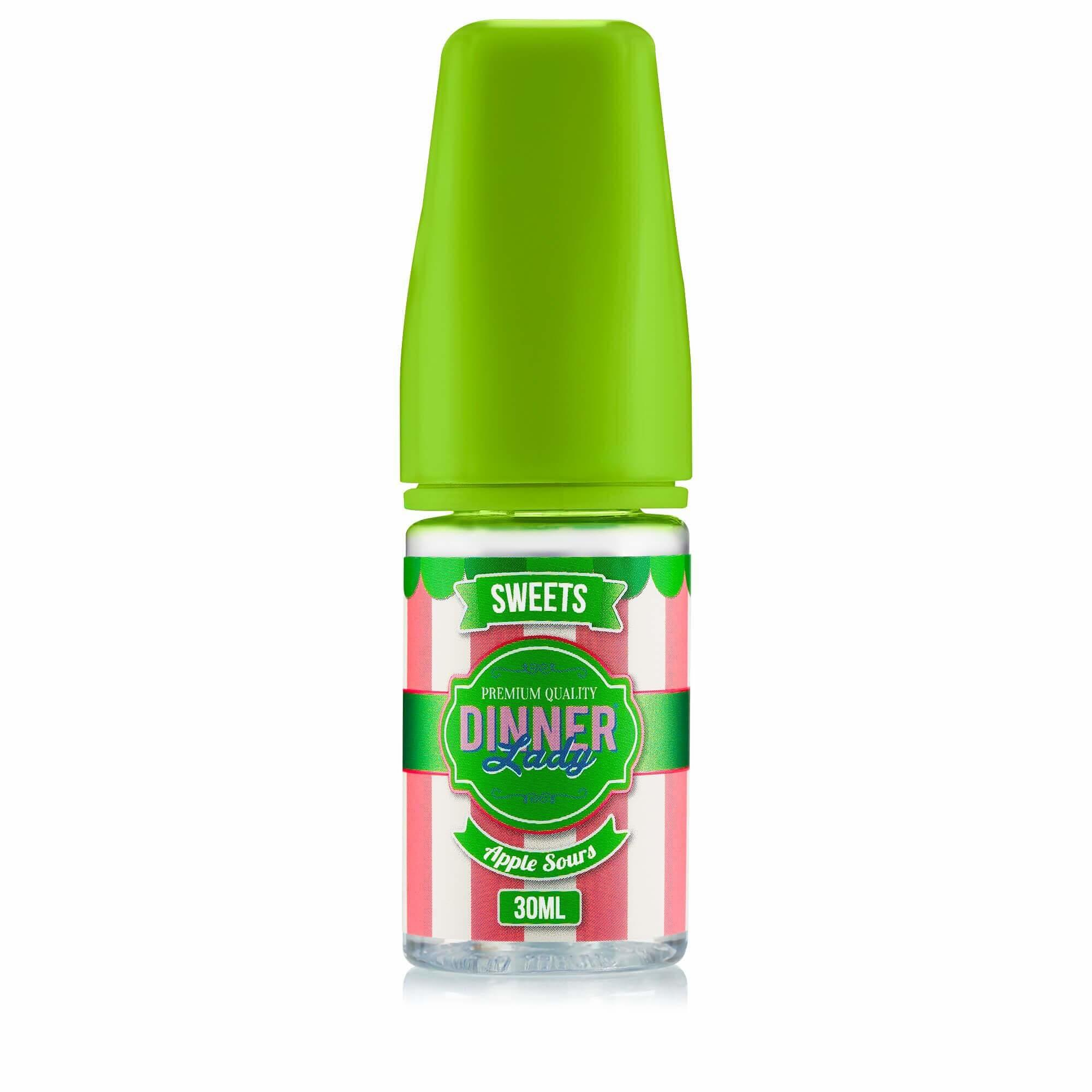 Apple Sours Concentrate Dinner Lady 30ml