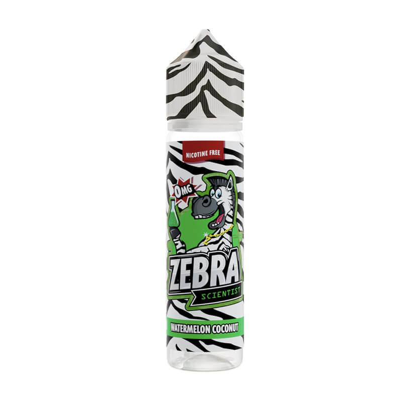Watermelon Coconut 50ml Zebra Juice short fill