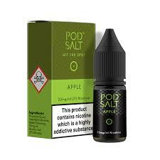 Apple - 10ml - Pod Salt Nic Salts