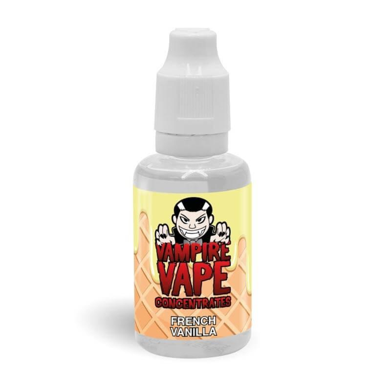 Vampire Vape French Vanilla Flavour Concentrate 30ml