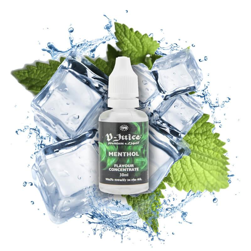 Menthol 30ml V Juice Concentrate