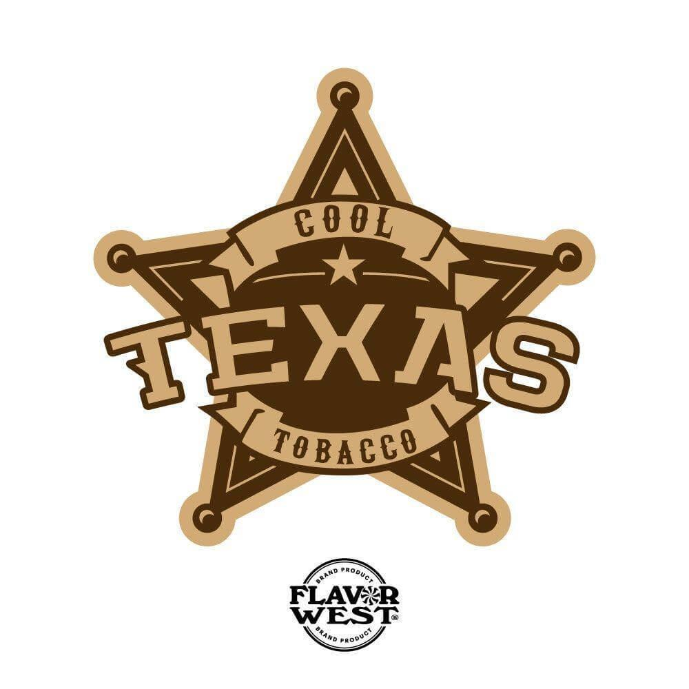 Flavour West Cool,Texas Tobacco Concentrate