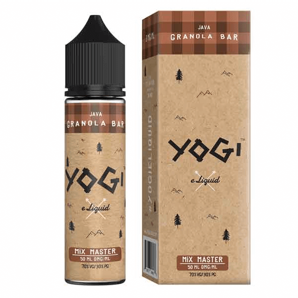 Java Granola Bar 50ml Shortfill by Yogi
