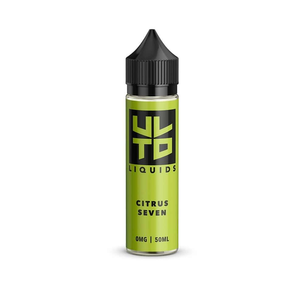 Citrus Seven 50ml Shortfill by ULTD