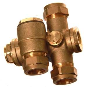 Pressure Reduction Valve Sole 604