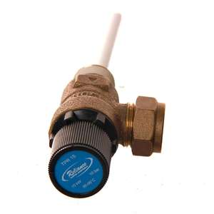 "½"" Pressure & Temperature Relief Valve"