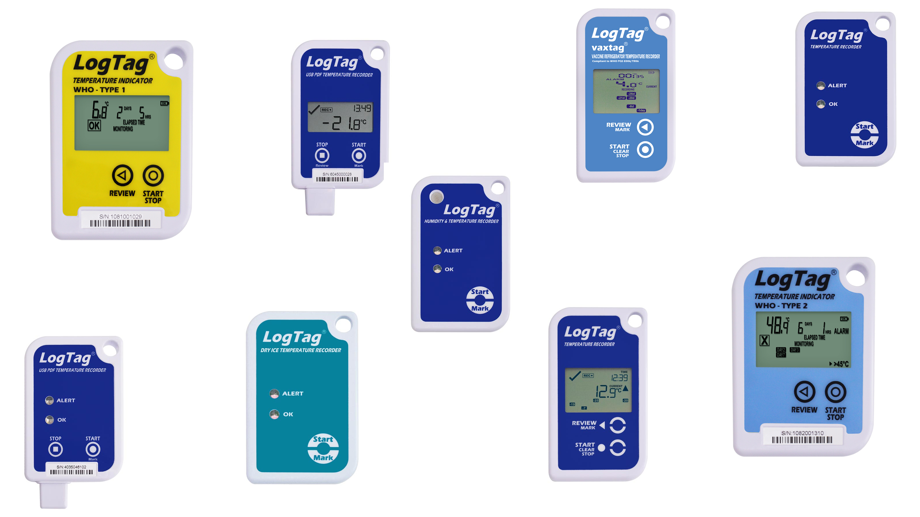 <h2>LogTag Recorders</h2><p>Temperature & Humidity DataLoggers</p>|Buy Now