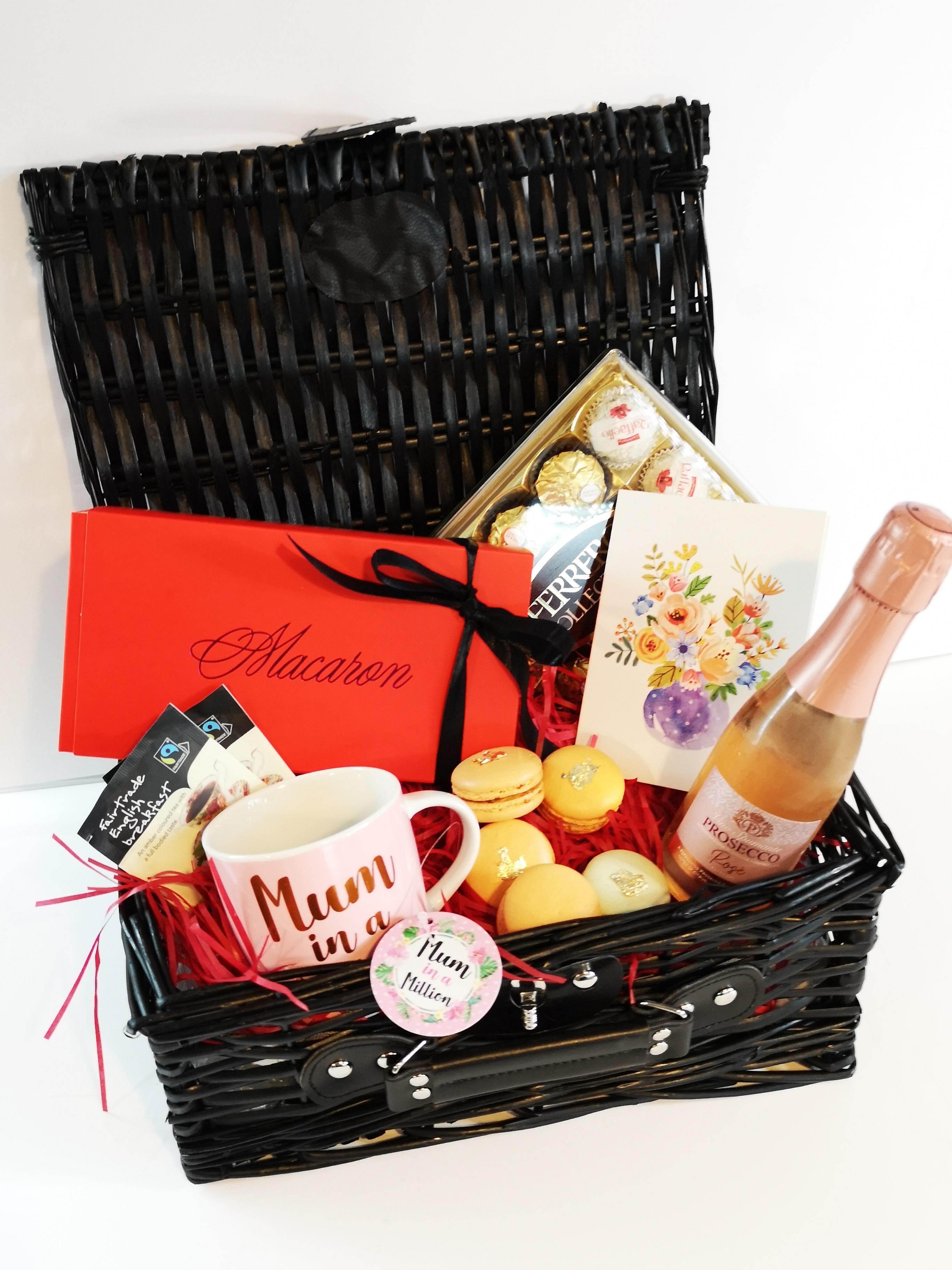 French Macarons  mothers day hamper london delivery delivered