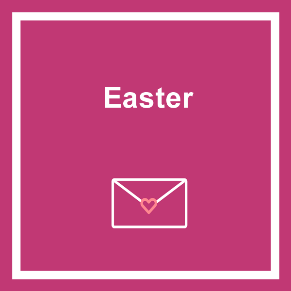 Easter greeting cards category icon