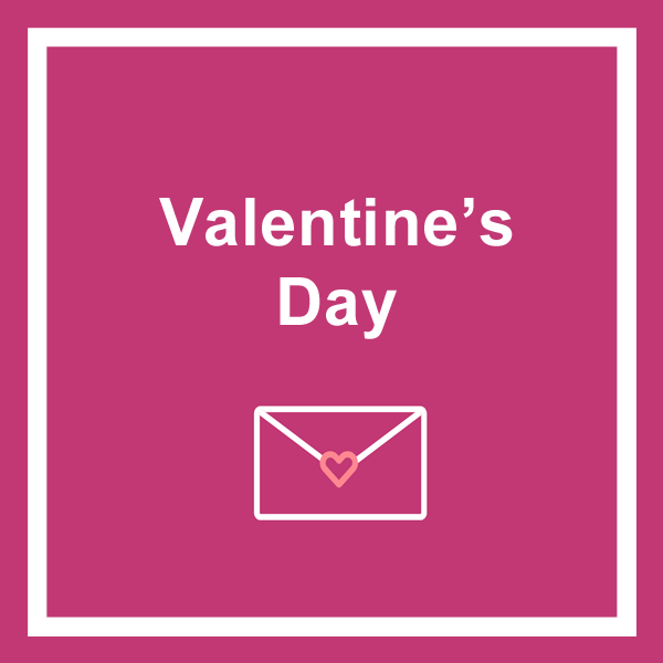 Valentine's Day cards category icon