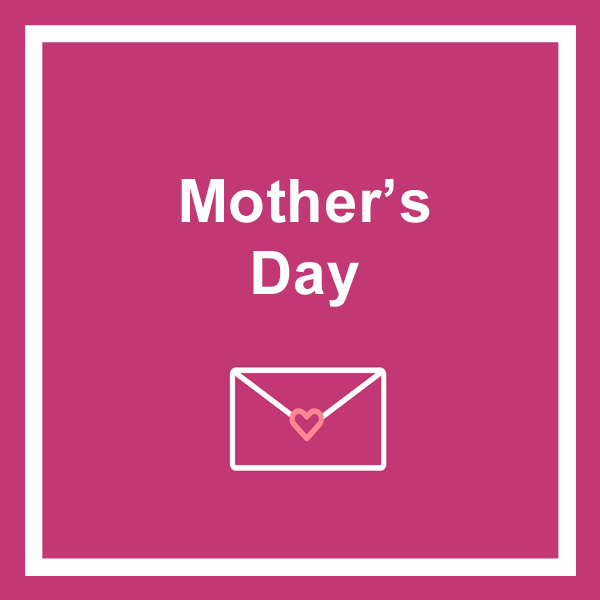 mother's day cards category icon