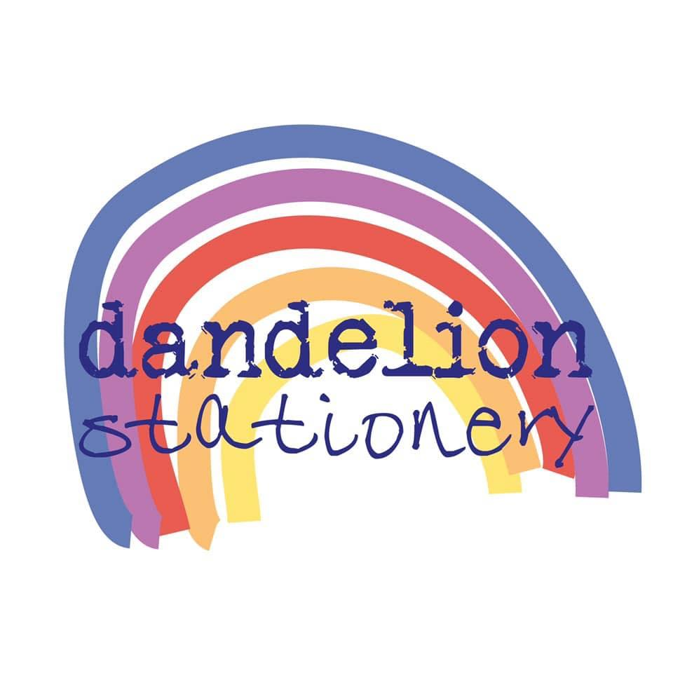 Dandelion Stationery cards logo