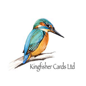 Kingfisher cards logo