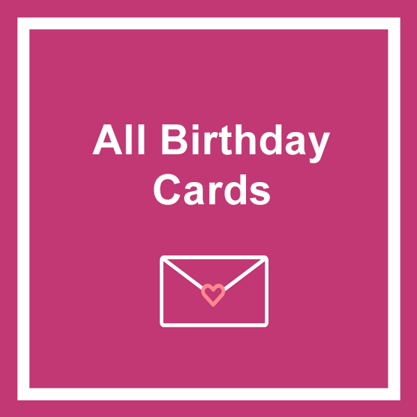 All birthday cards category icon
