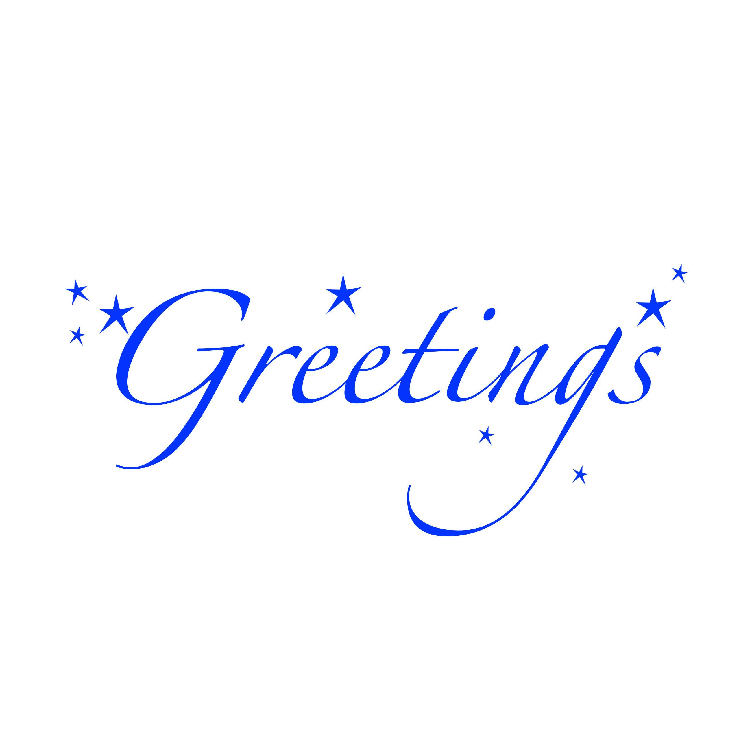 Greetings cards logo