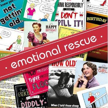 Emotional Rescue cards logo