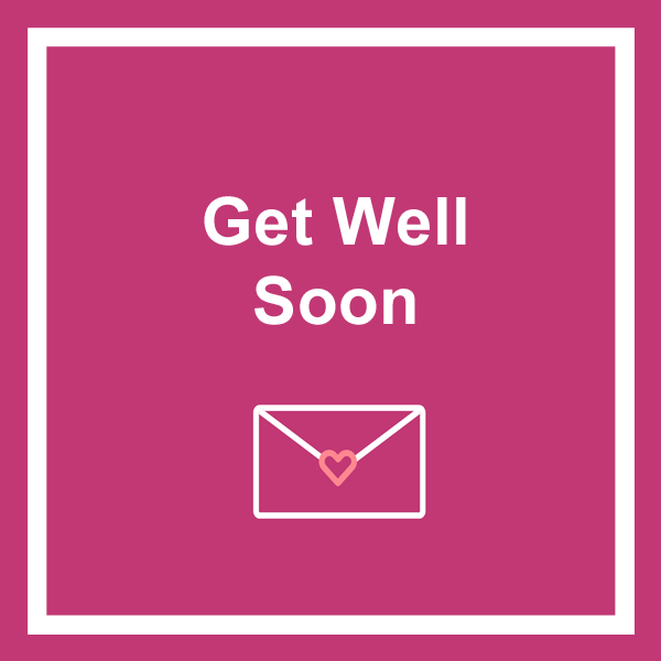 Get well soon greeting cards category icon