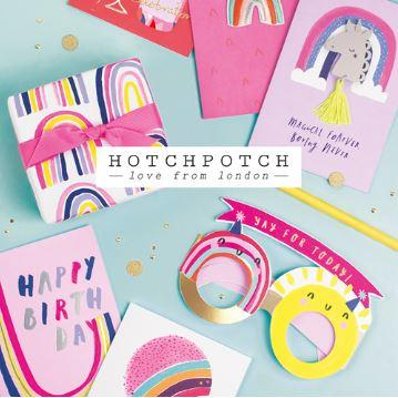 Hotchpotch cards logo
