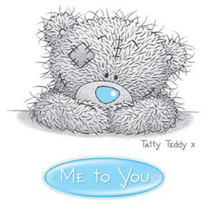 Me To You cards logo