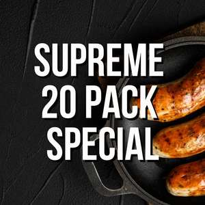 Supreme 20 Pack Special