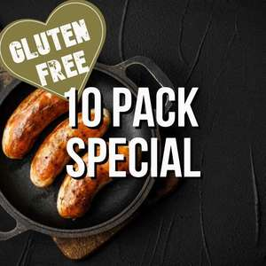 Gluten Free 10 Pack Special