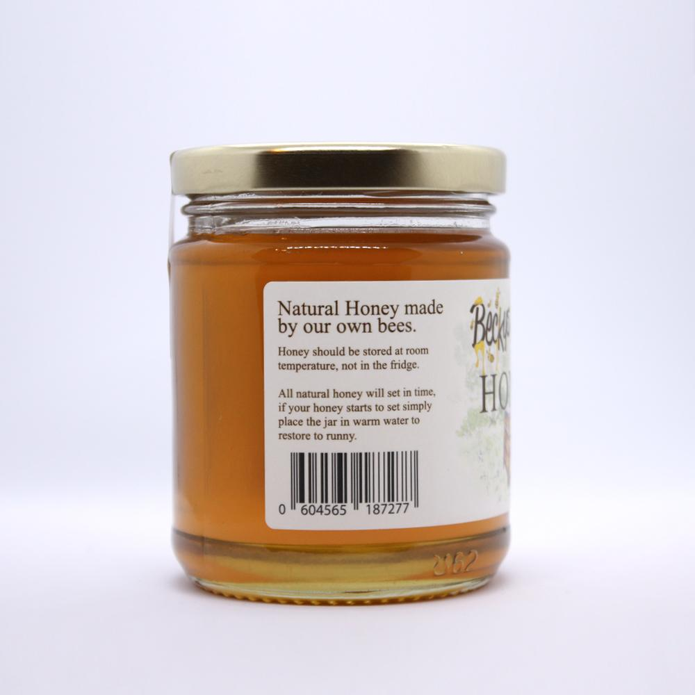 12oz Runny Local Honey Right