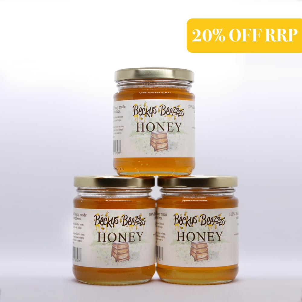 The Masonry Bee Honey 6 Month Subscription