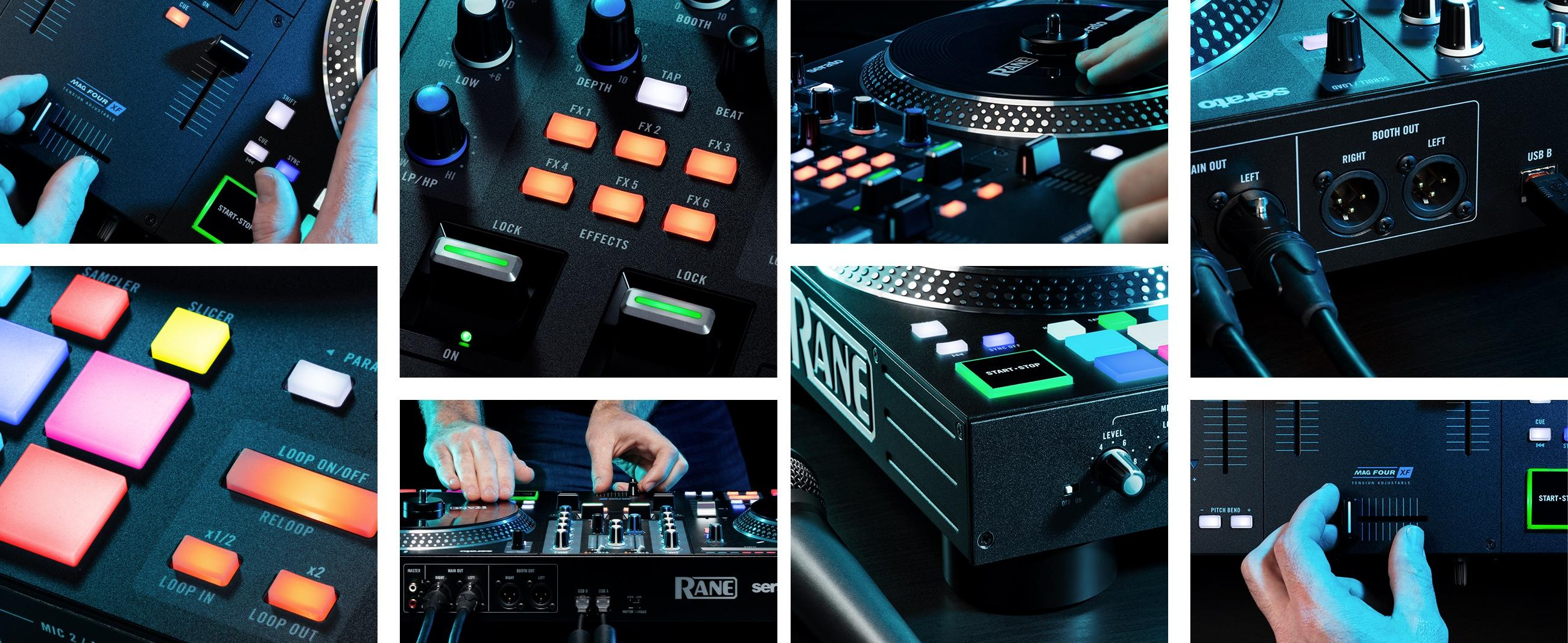 RANE ONE Lifestyle images