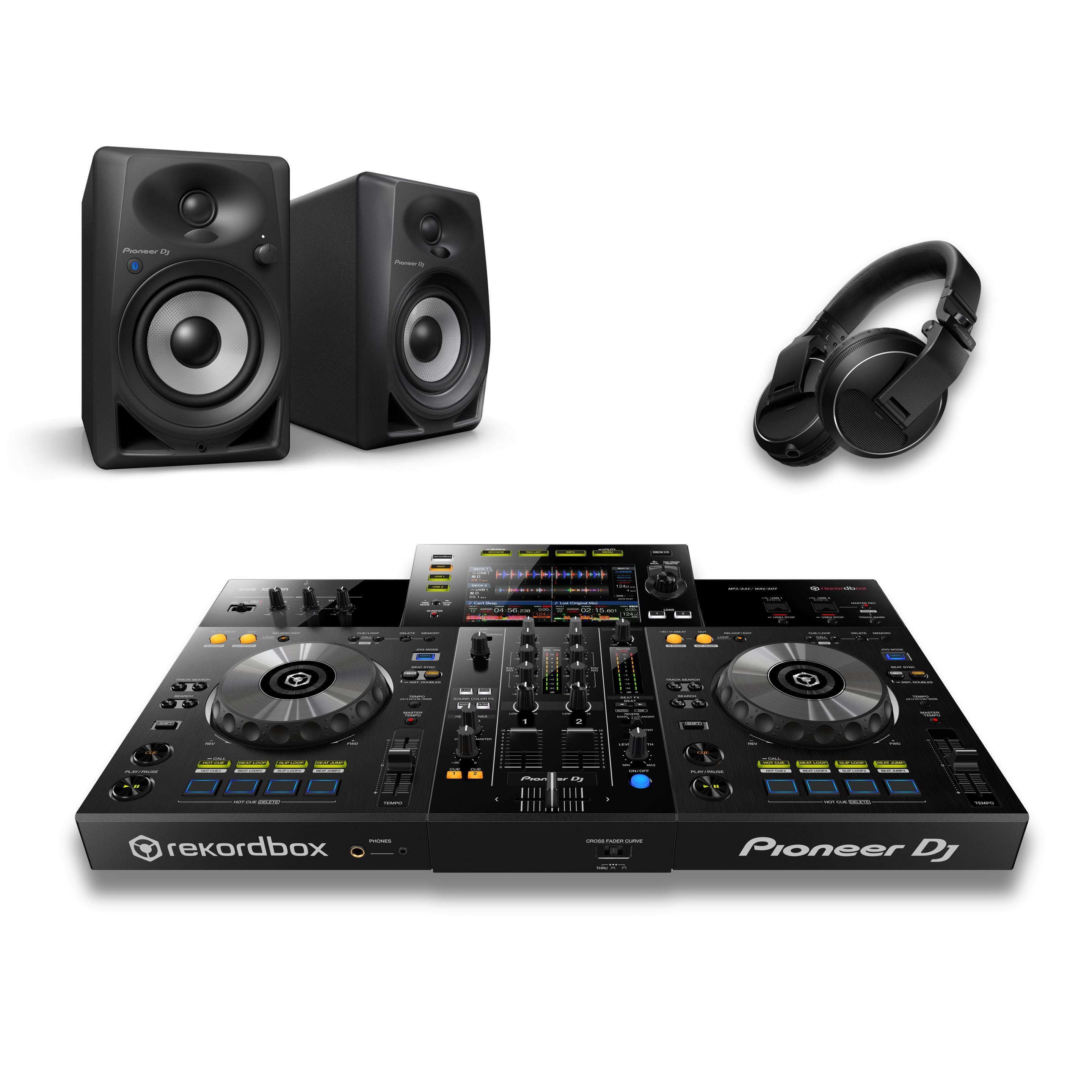 Pioneer DJ XDJ-RR Bluetooth Package