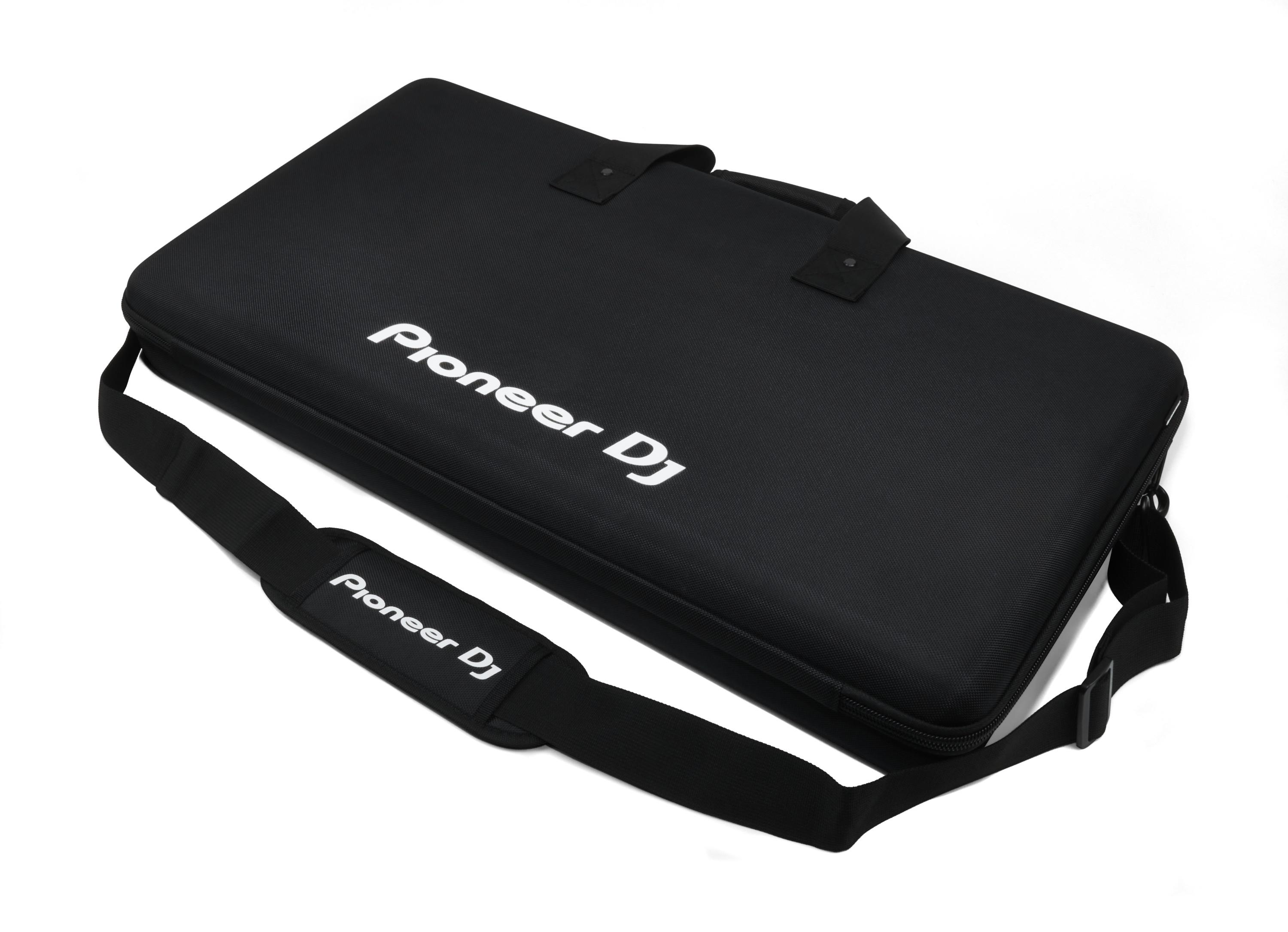 Pioneer DJCFLX BAG Closed with strap