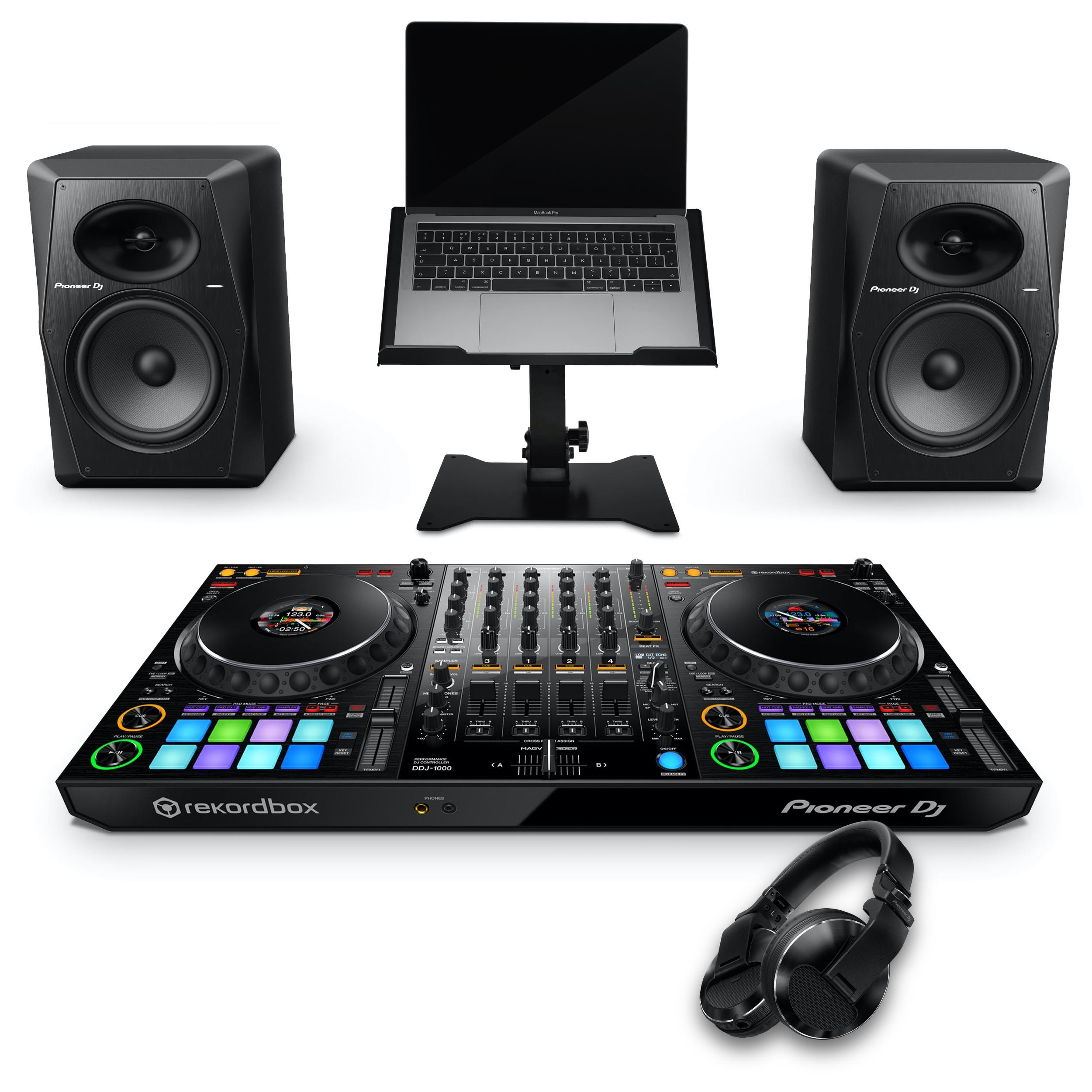 Pioneer DJ DDJ-1000 Ultimate Bundle