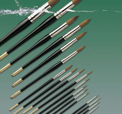 prolene synethic series 101 round brushes