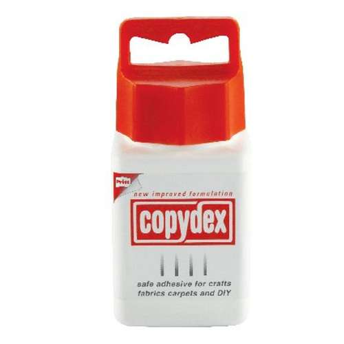 A bottle of Copydex glue