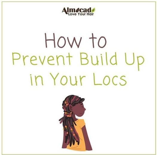 How to Prevent Buildup in Your Locs