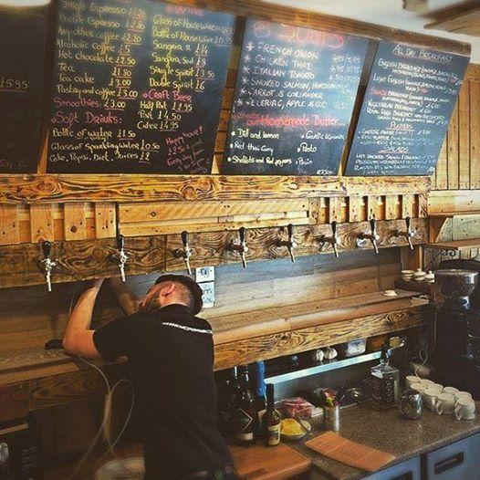 Beer tap installation London