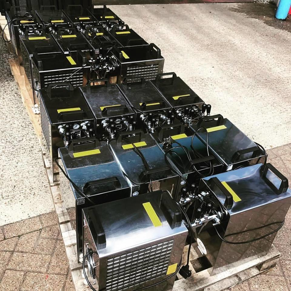 Kontakt machines 40k profi