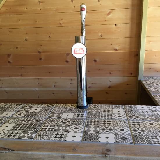 Keg beer home bar beer tap