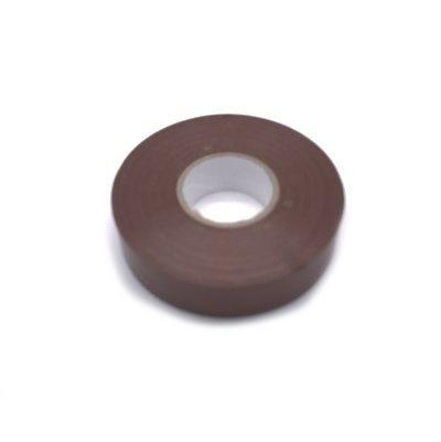 Brown insulation tape roll