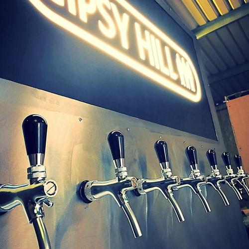 Gipsy hill tap wall